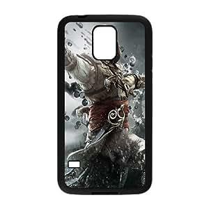 Assassins Creed Black Flag Samsung Galaxy S5 Cell Phone Case Black Fantistics gift SJV_068502