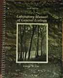 Laboratory Manual of General Ecology, Cox, George W., 0697051382