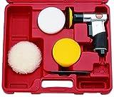 Suntech Sm6004K 3'' Mini Polisher Kit, Silver