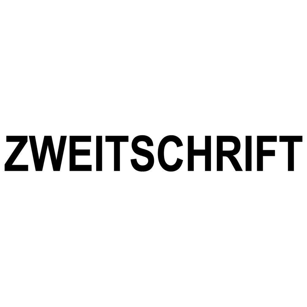 Lagerstempel ZWEITSCHRIFT vom Kaufhaus2010