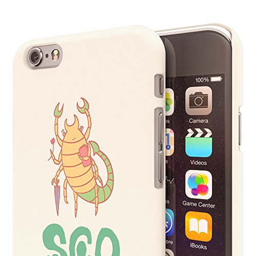 Koveru Back Cover Case for Apple iPhone 6 - Scorpio