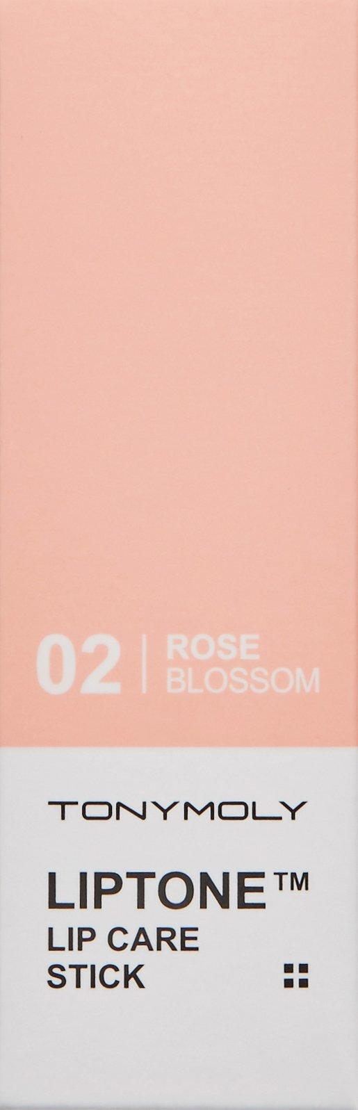 TONYMOLY Liptone Rose Blossom Lip Care Stick by TONYMOLY (Image #2)
