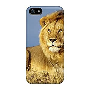 Durable Defender Cases For Iphone 5/5s Covers(majestic King)