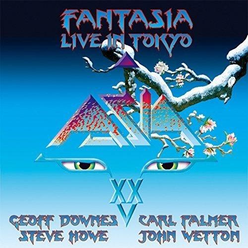 Asia - Fantasia: Live In Tokyo (Super-High Material CD, Japan - Import)
