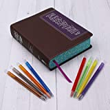 NIV, Beautiful Word Coloring Bible and 8-Pencil