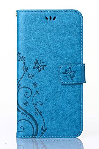 C-Super Mall-UK Samsung Galaxy Core Prime (SM-G360F) Case, PU embossed...