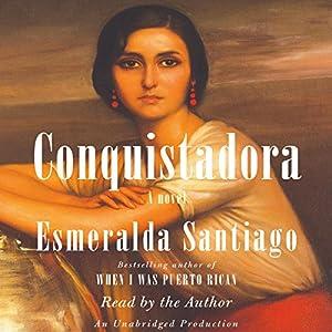 Conquistadora Audiobook