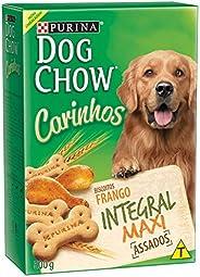 Nestlé Purina Dog Chow Carinhos Petisco Integral Maxi Para Cães Adultos Raças Grandes Frango 500g