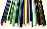 Devardi Glass Boro Tubing, COE 33, 10 Borosilicate