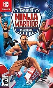 American Ninja Warrior for Nintendo Switch [USA]: Amazon.es ...