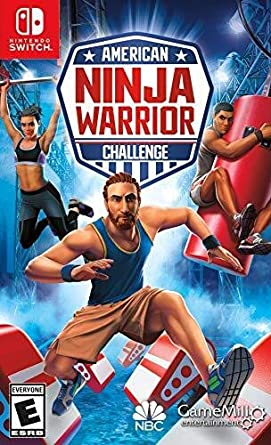 American Ninja Warrior for Nintendo Switch [USA]: Amazon.es: Game ...