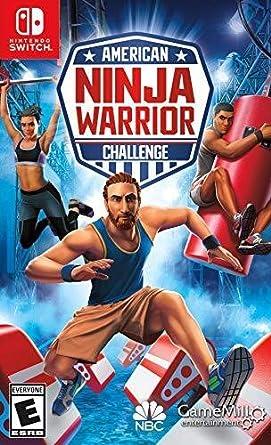 American Ninja Warrior for Nintendo Switch [USA]: Amazon.es: Game Mill Entertainment: Cine y Series TV