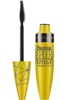 Maybelline New York Volume Express The Colossal Spider Effect Washable Mascara