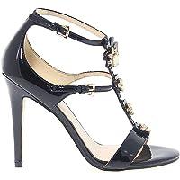 Lüks Moda | Liu Jo Kadın Sandalet Siyah LIUJOS17019VN | Çıkışı Sezon