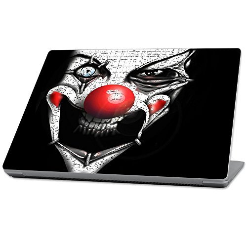 人気が高い MightySkins Protective Durable and Unique Vinyl B07897TDXY (MISURLAP-Evil wrap cover (2017) Skin for Microsoft Surface Laptop (2017) 13.3 - Evil Clown White (MISURLAP-Evil Clown) [並行輸入品] B07897TDXY, ジュエリー August Moon:041d41b6 --- a0267596.xsph.ru