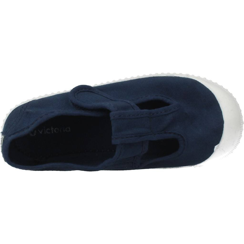 Victoria Sandalia Lona Tintada Velcro Zapatillas de Deporte Unisex ni/ños