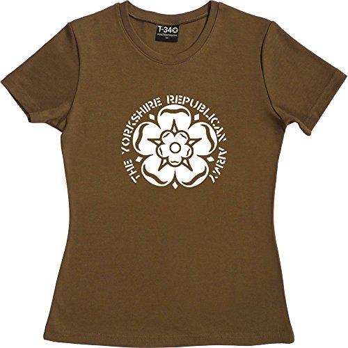 T34 - Camiseta - Mujer Olive Women's T-Shirt
