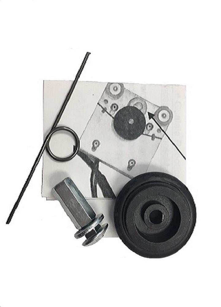 Light Rail Drive Wheel Replacement Kit, Robotic Grow Light Mover Part, Fits LightRail 3.5, LightRail 4.0, LightRail 4.20
