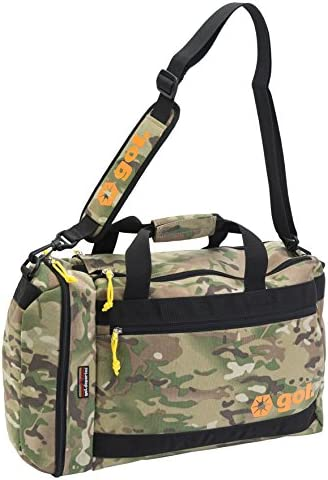 スポーツバッグ3way バッグパック ボックスブリーフバッグ G682-425 カモフラ シューズ収納可能 31L