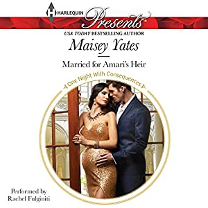 Married for Amari's Heir Audiobook
