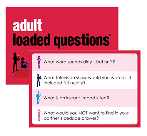 Consider, Fun adult questions quickly