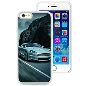 New Beautiful Custom Designed Cover Case For iPhone 6 4.7 Inch TPU With Running Car Road Mountain (2) Phone Case