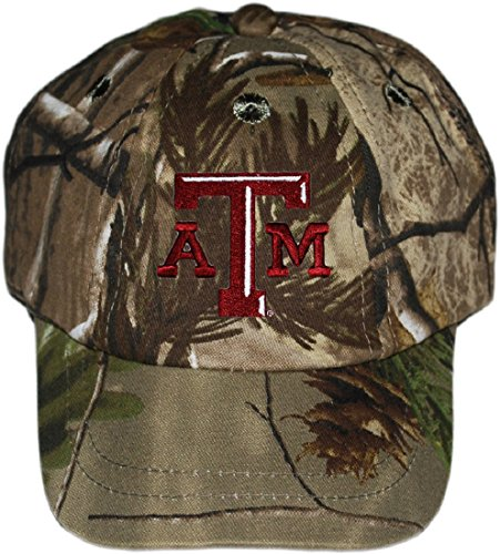 Texas A&M Aggies NCAA Realtree Camo Infant Newborn Toddler Baby Hat Cap - Ncaa Infant Wool