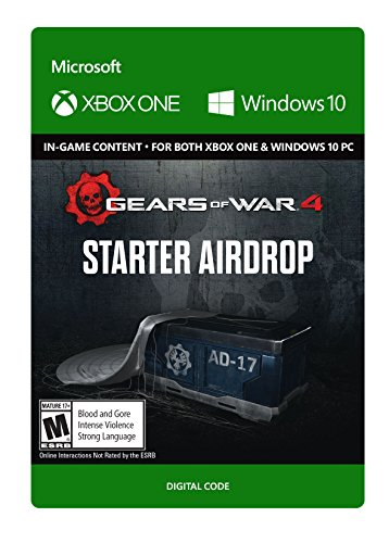 Gears of War 4: Starter Airdrop - Xbox One Digital Code by Focus Home Interactive