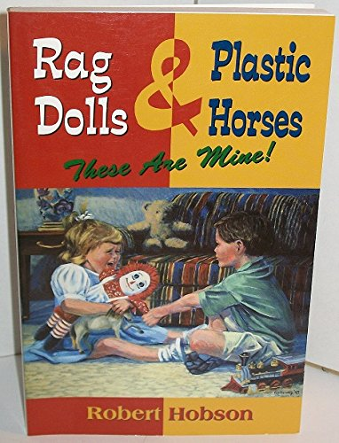 Rag White Boxed (Rag Dolls and Plastic Horses: These Are Mine!)