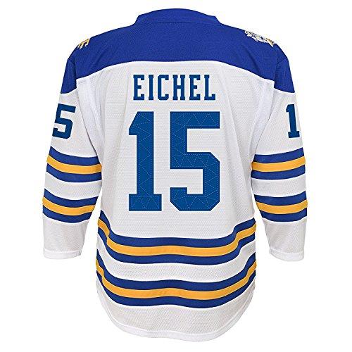 Buffalo Sabres Jack Eichel Youth NHL 2018 Winter Classic Jersey – DiZiSports Store