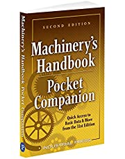 Machinery's Handbook Pocket Companion: Quick Access to Basic Data & More from the 31st Edition