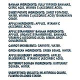 Gerber Purees 2nd Foods Veggie & Fruit Variety