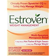 Estroven Weight Management, 60 Count