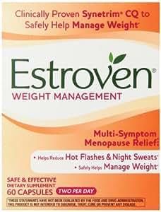Estroven Weight Management, 60 Count