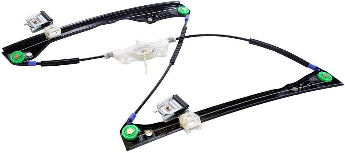 AutoShack WR840926 Front Driver Side Power Window Regulator