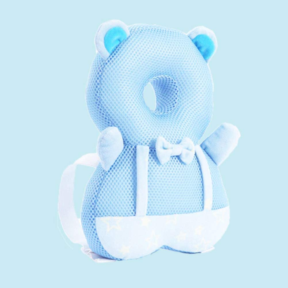 ZXYSHOP Baby Head Protector Baby Toddlers Head Safety Pad Cushion Baby Back Protection Prevent Toddlers Injured Suitable Age 4-24 Months,elephant