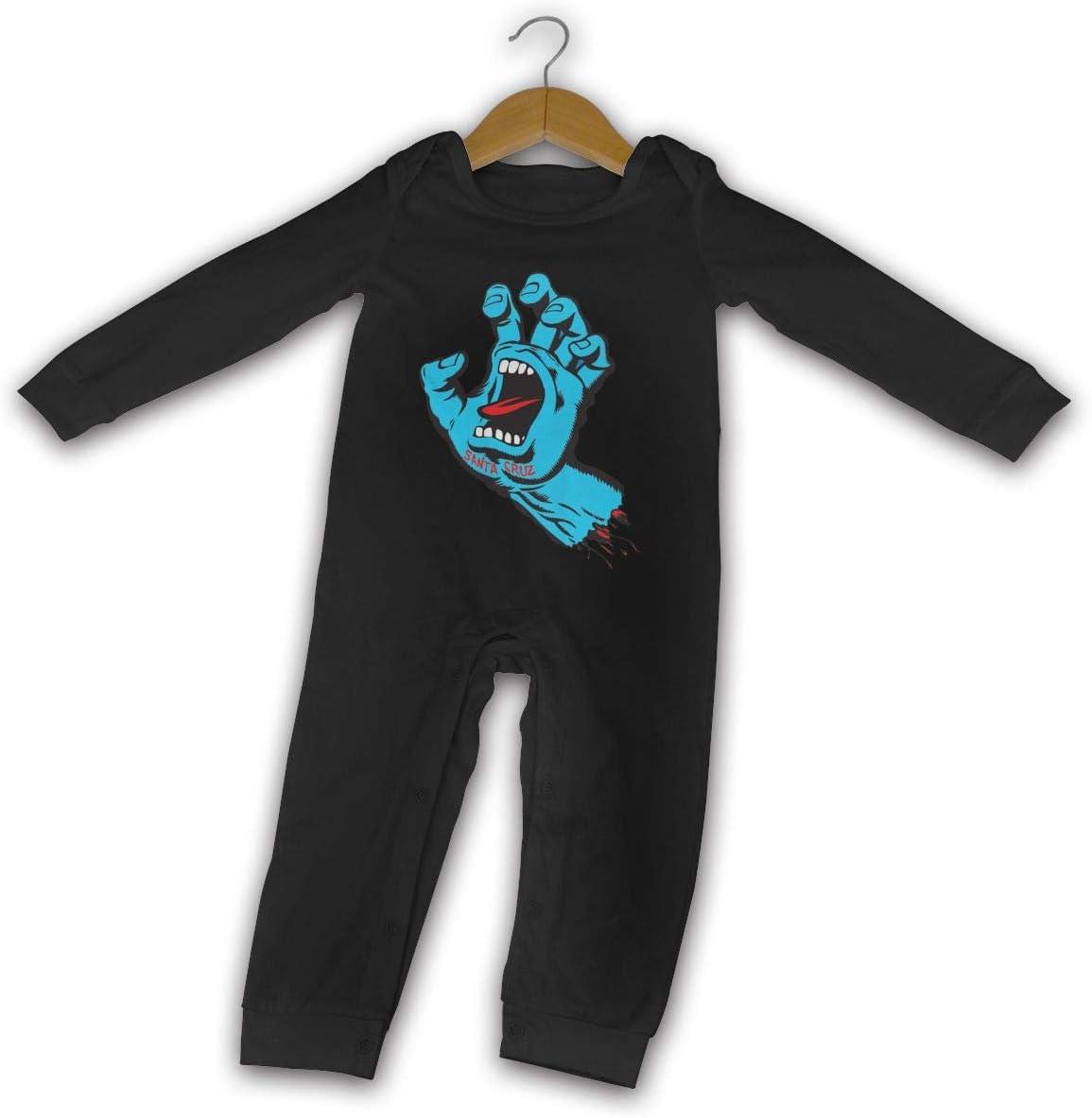 Yvonne/M/Pacheco Santa-Cruz Newborn GilrS Boys Kids Baby Romper Long Sleeve Infant Toddler Shirts