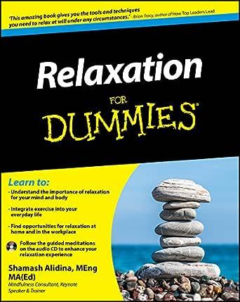 Relaxation For Dummies (English Edition) eBook: Shamash ...