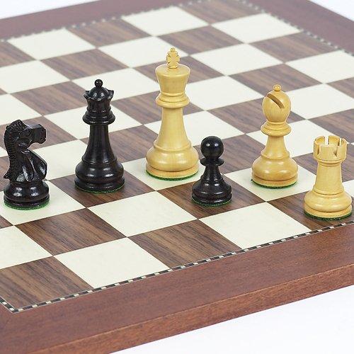 Bello Games New York, Inc. Prince Staunton Rosewood Chesmen King: 3 1/4