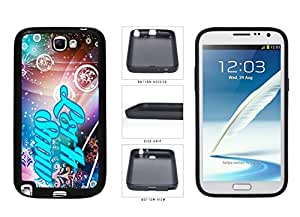 Christmas Themed Let it Snow TPU RUBBER SILICONE Phone Case Back Cover Samsung Galaxy Note II 2 N7100