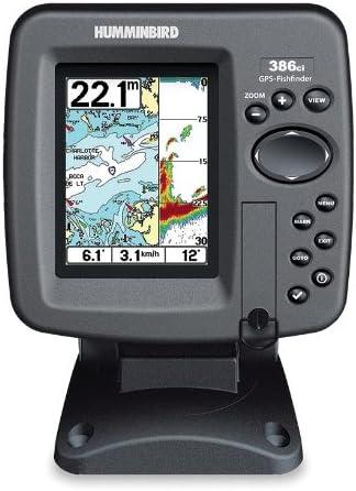 Humminbird sondeur Echo Radar pesca ff386ci Sonda traversante plástico & Temperatura: Amazon.es: Deportes y aire libre