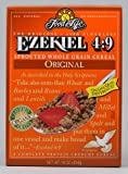 Food For Life Ezekiel 4:9 Sprouted Grain Cereal Original -- 16 oz - 2 pc