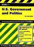 CliffsAP U. S. Government and Politics, Paul Soifer, 0764586890
