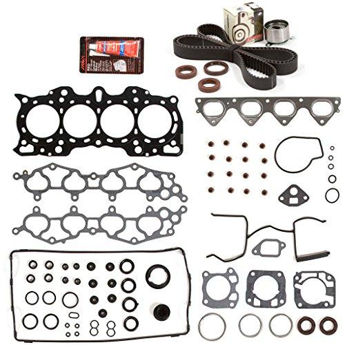 Evergreen HSTBK4011 Head Gasket Set 90-01 Acura Integra GS LS RS 1.8 DOHC B18A1 B18B1