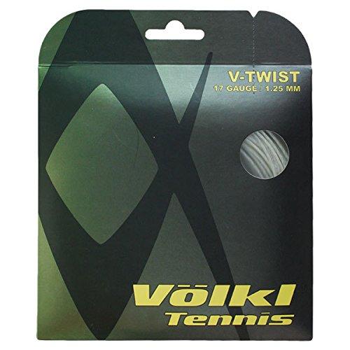 Volkl V-Twist Tennis String Set-17 by Volkl