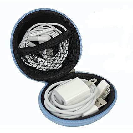 liyhh /Écouteurs Casque et Micro USB Carte SD Mini Glissi/ère Sac de Rangement Box /étui Rose