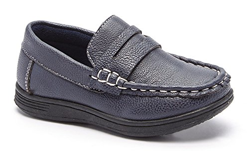 Boys Penny Loafers - 9