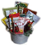 Healthy Athlete Birthday Basket for Her