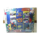 Kidz Mix Play Ball Bed In A Bag, Full