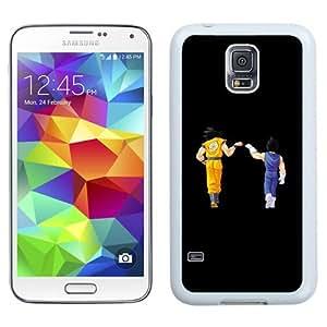 Dragon Ball Fistbump (2) Durable High Quality Samsung Galaxy S5 Case